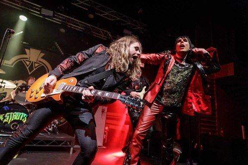 The Struts al Vox di Nonantola: il rock è più vivo che mai