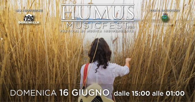 Humus Music Festival 2019, musica indipendente sulle rive del lago