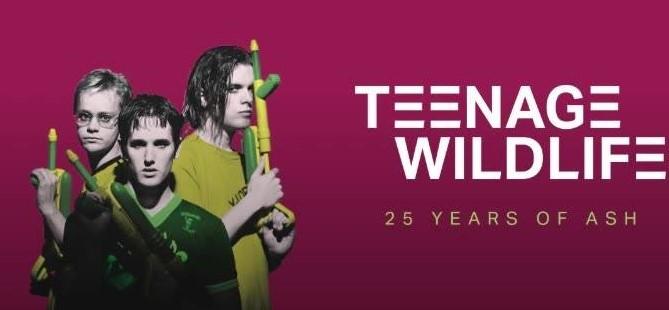 Ash Teenage Wildlife