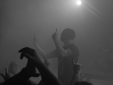 Bloody Beetroots Locomotiv