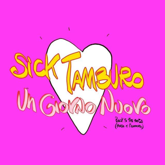 """Sick Tamburo """"Elisabetta è la forza che ci fa andare avanti"""" per """"un giorno nuovo"""""""