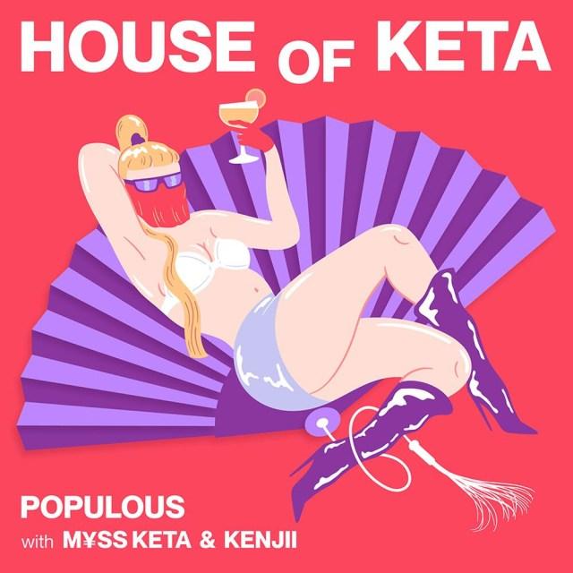 House of…Keta. Nuovo brano firmato Populous e Miss Keta