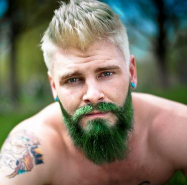 ombre beard2