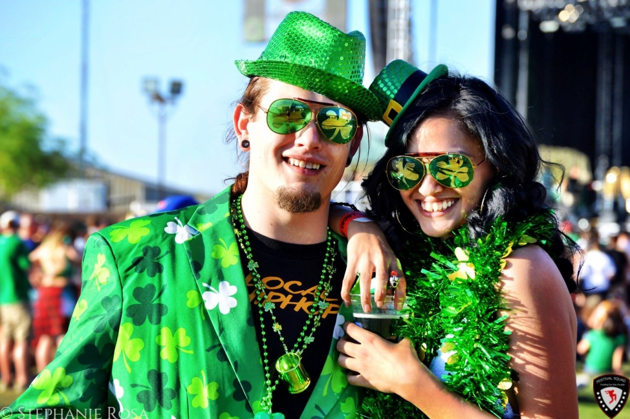 Pot of Gold: Arizona's St. Paddy's Music Fest