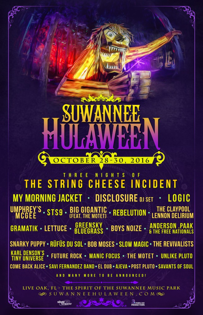 Hulaween Drops Massive Lineup, Prepares for Ticket Sales Friday