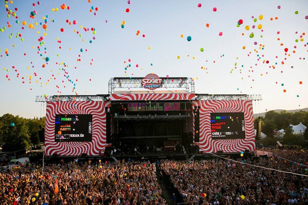 10 Ways Sziget Will Shake Up Your Festival Experience
