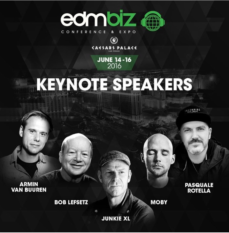 Connect with the curators of dance music at EDMbiz