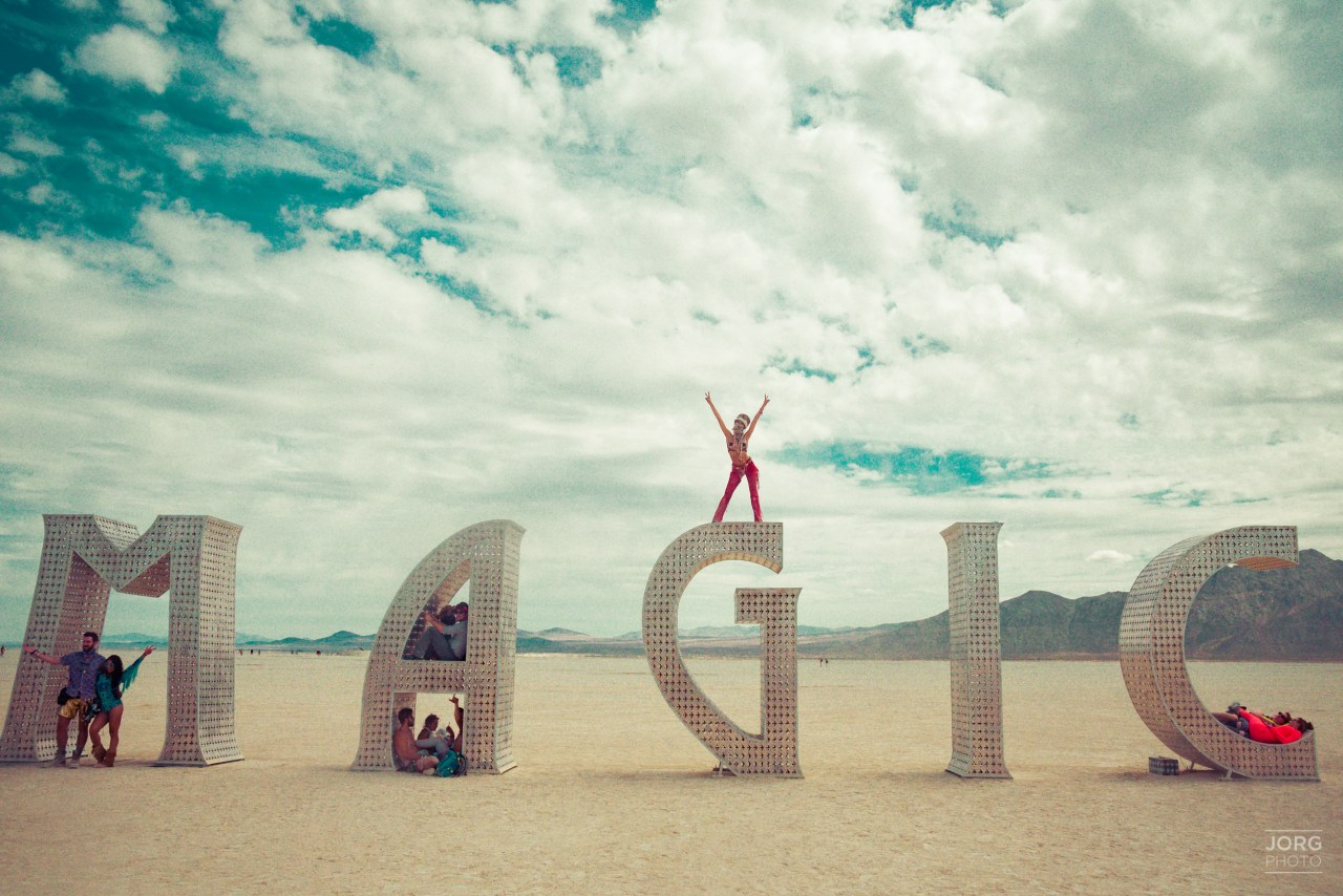 The ABC's of Burning Man with Andrew Jorgensen