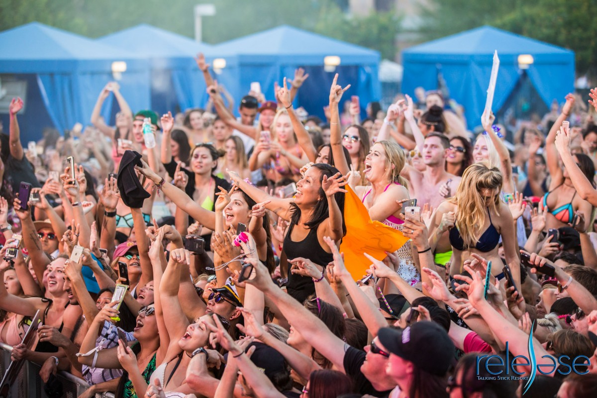 Dim Mak's 20th Anniversary Party in Arizona Closed Summer Perfectly