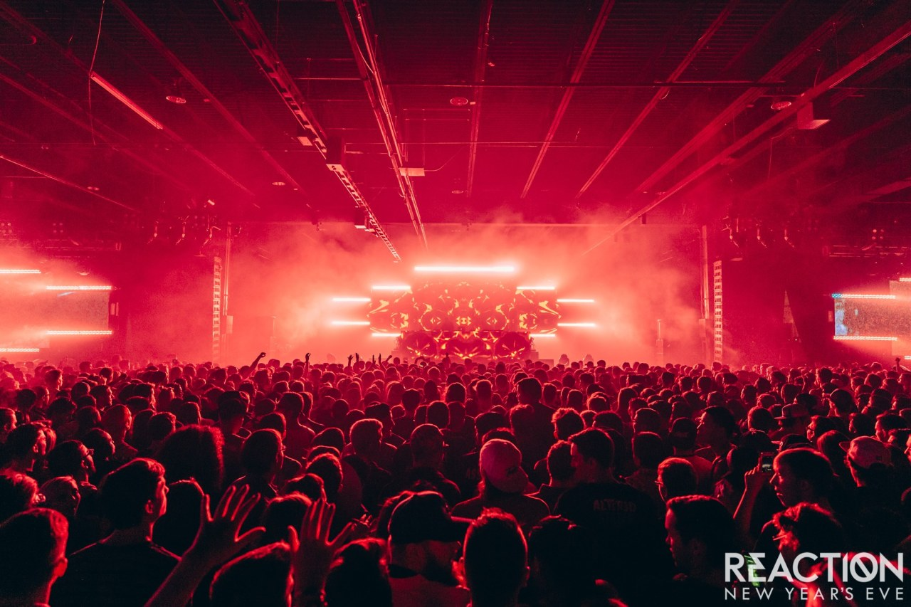 Danny Brown, Dillion Francis, Flume and The End of 2016 at Reaction