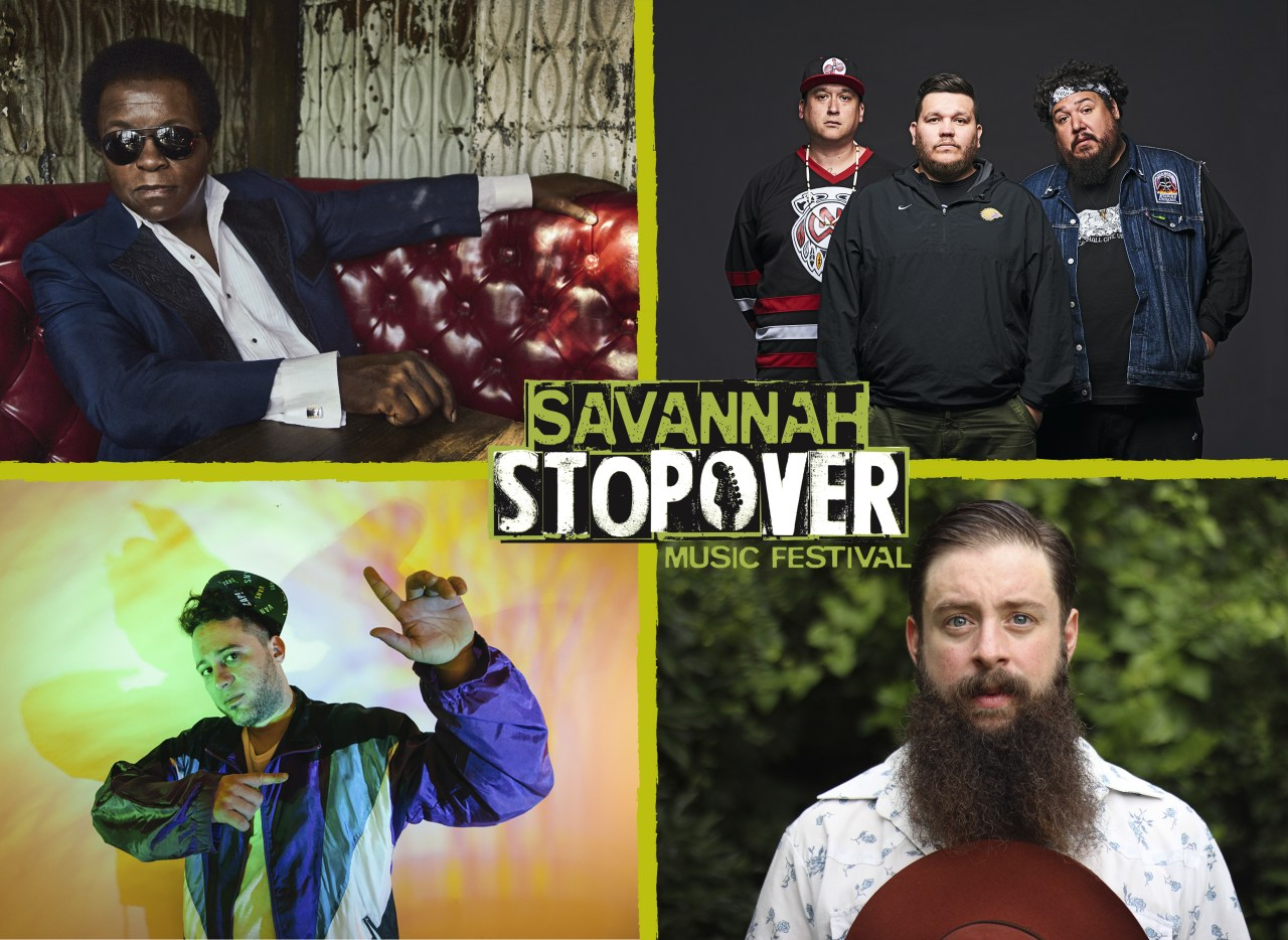 Stopover's Pioneers: Innovative Artists Coming to Savannah