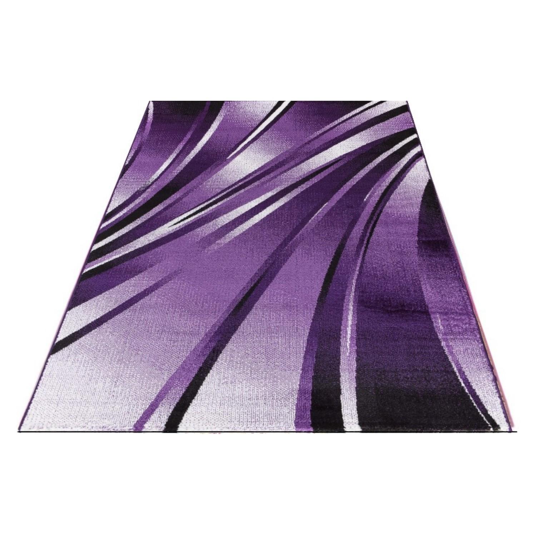 tapis tendance vintage violet madison
