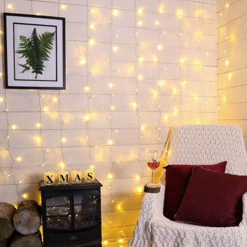 curtain lights for indoor outdoor use