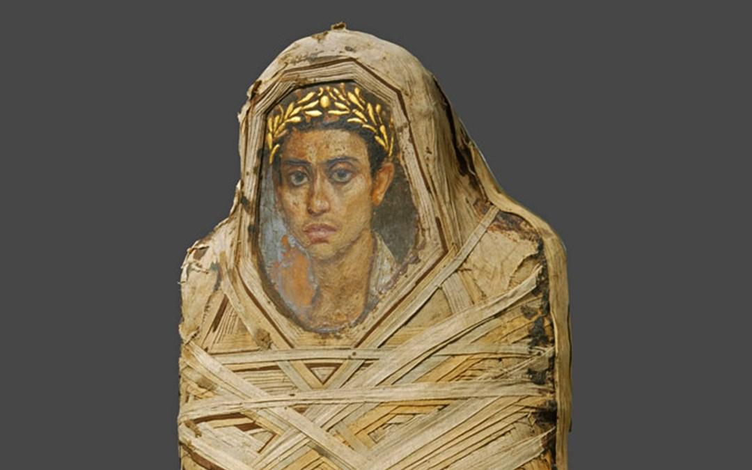 A Fayum múmia portrék