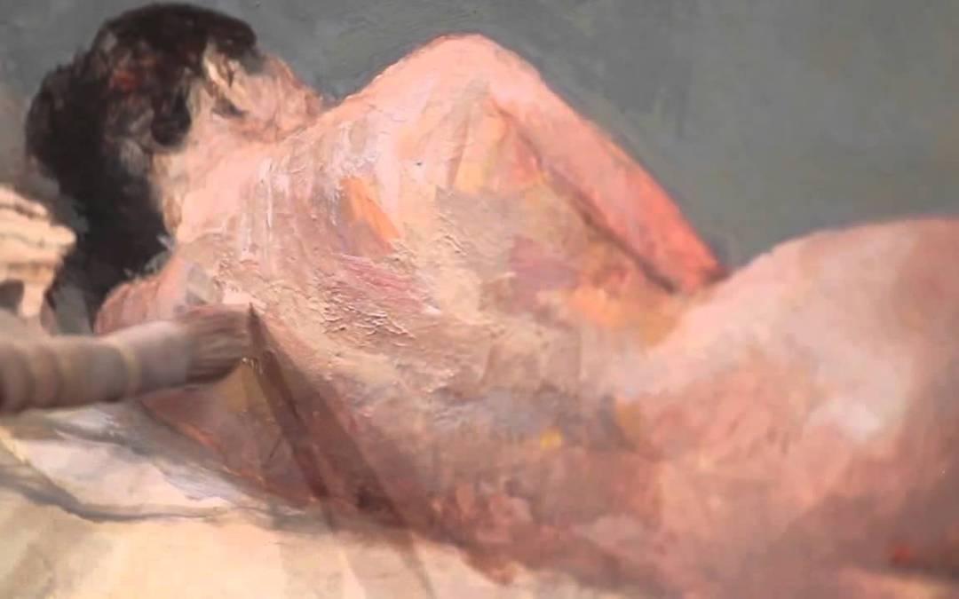 Az ősi enkausztika technika és egy modern művészfesték találkozása – Ceracolors festék teszt