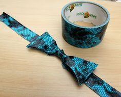 Duck Tape Bow Ties