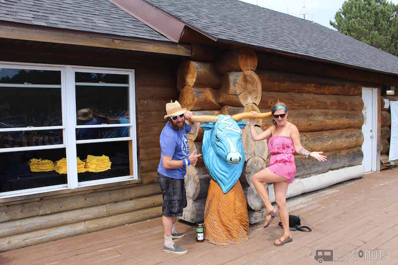 Blue Ox: Festy GoNuts with Babe, the Blue Ox