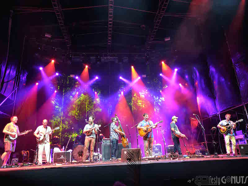 Strings and Sol 2016: Greensky Bluegrass Main Stage Set