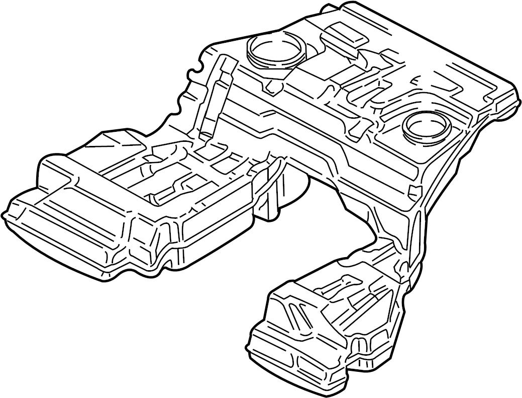Audi Fuel Tank A8