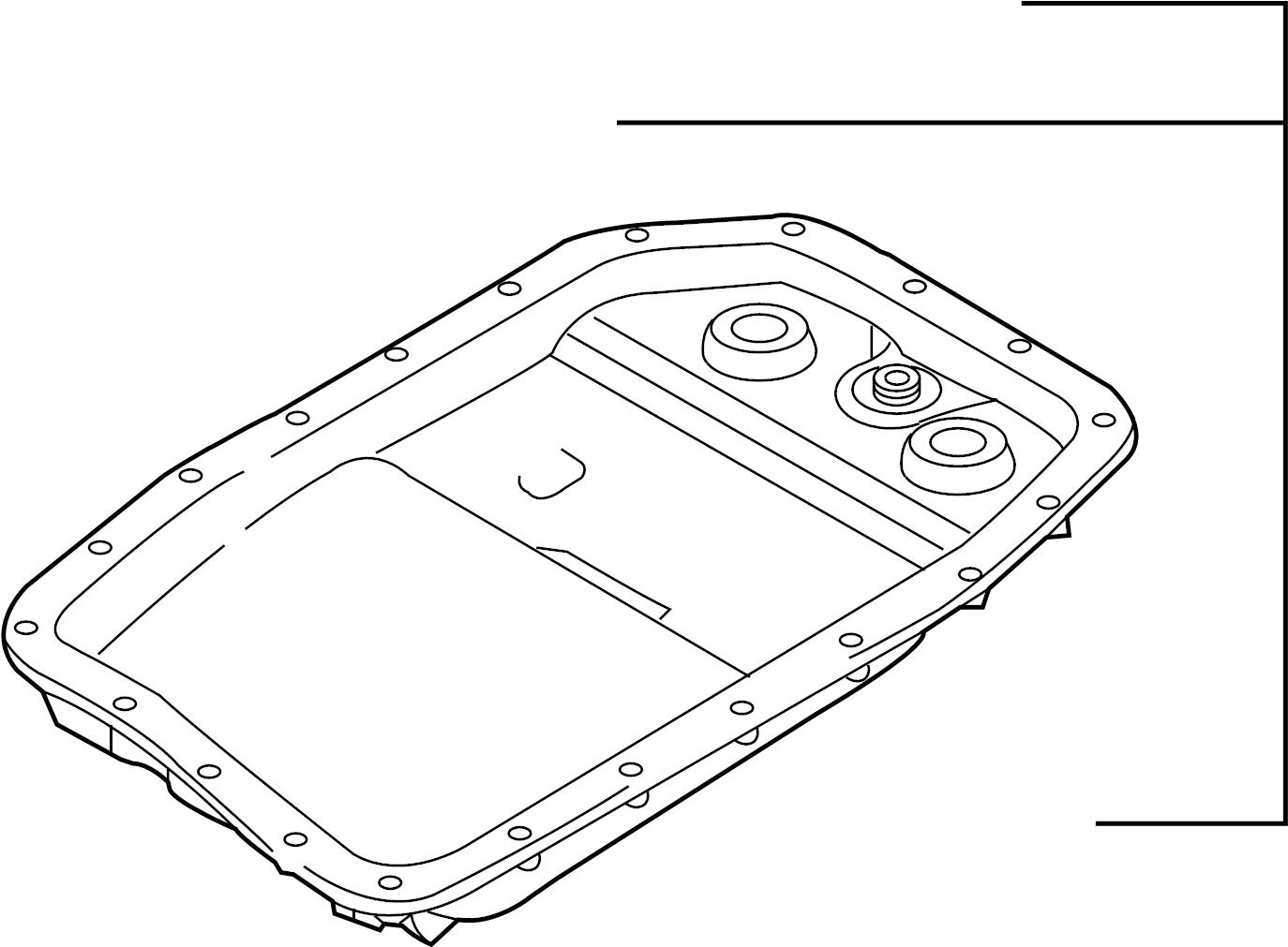 Bmw 335d Filter Transmission Pan Oil Automatic Kit