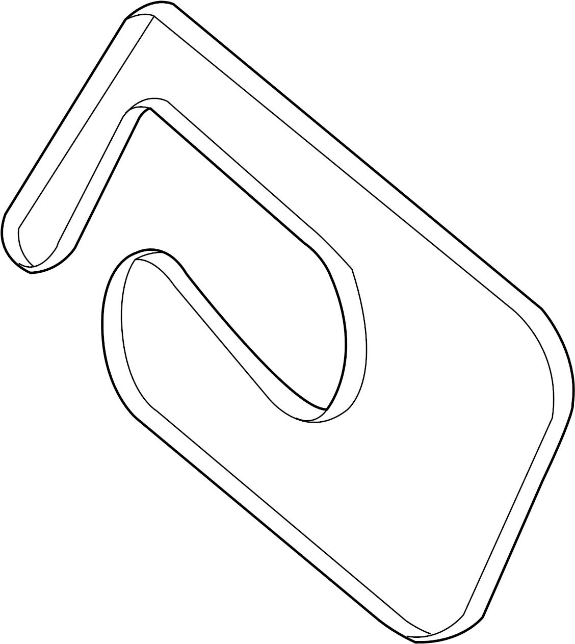 Mercedes Benz S550 Serpentine Belt V