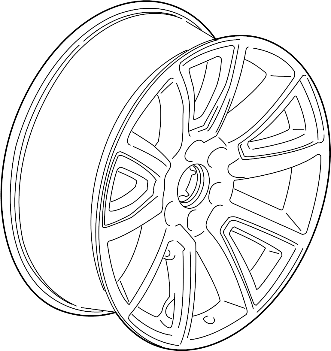 Chevrolet Silverado Wheel Code Wheels Alloy