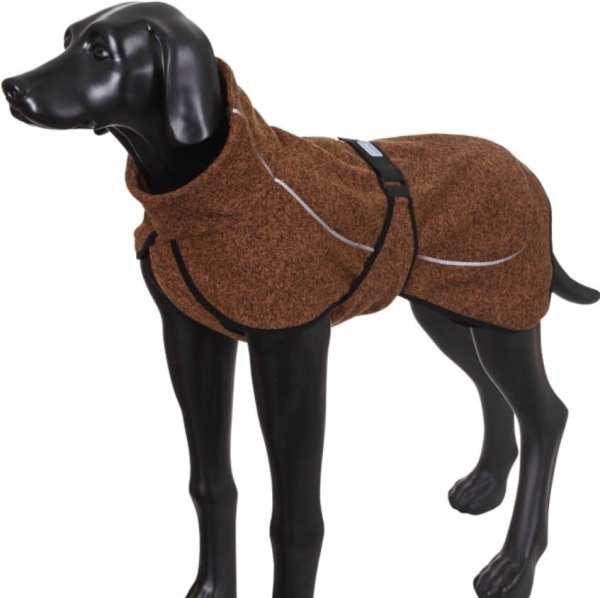 Rukka Comfy Knit Brown Jacket