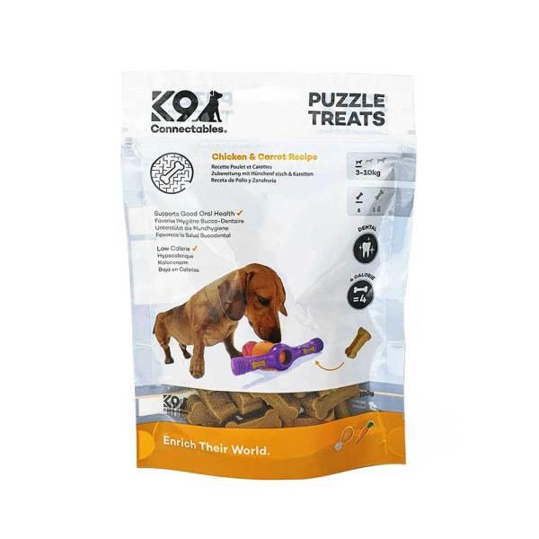 K9 Connectables Puzzle Treats