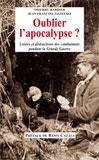 Thierry Hardier & Jean-François Jagielski, Oublier l'apocalypse ?