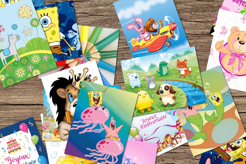https www feteanniversaire fr cartes anniversaire enfants