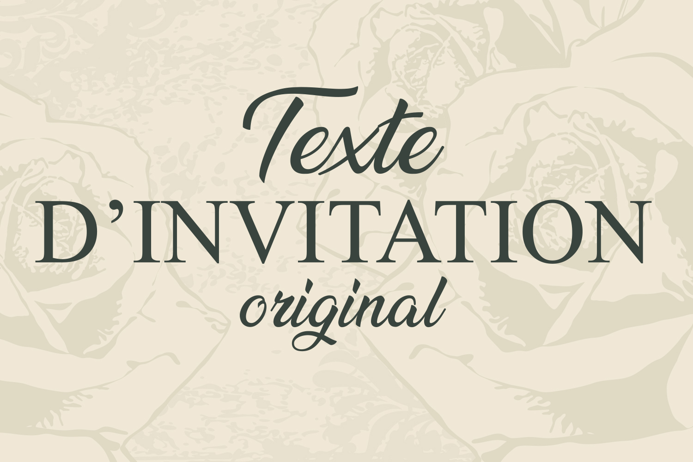 https www feteanniversaire fr invitation anniversaire texte dinvitation pour toutes les invitations texte invitation classique texte dinvitation original