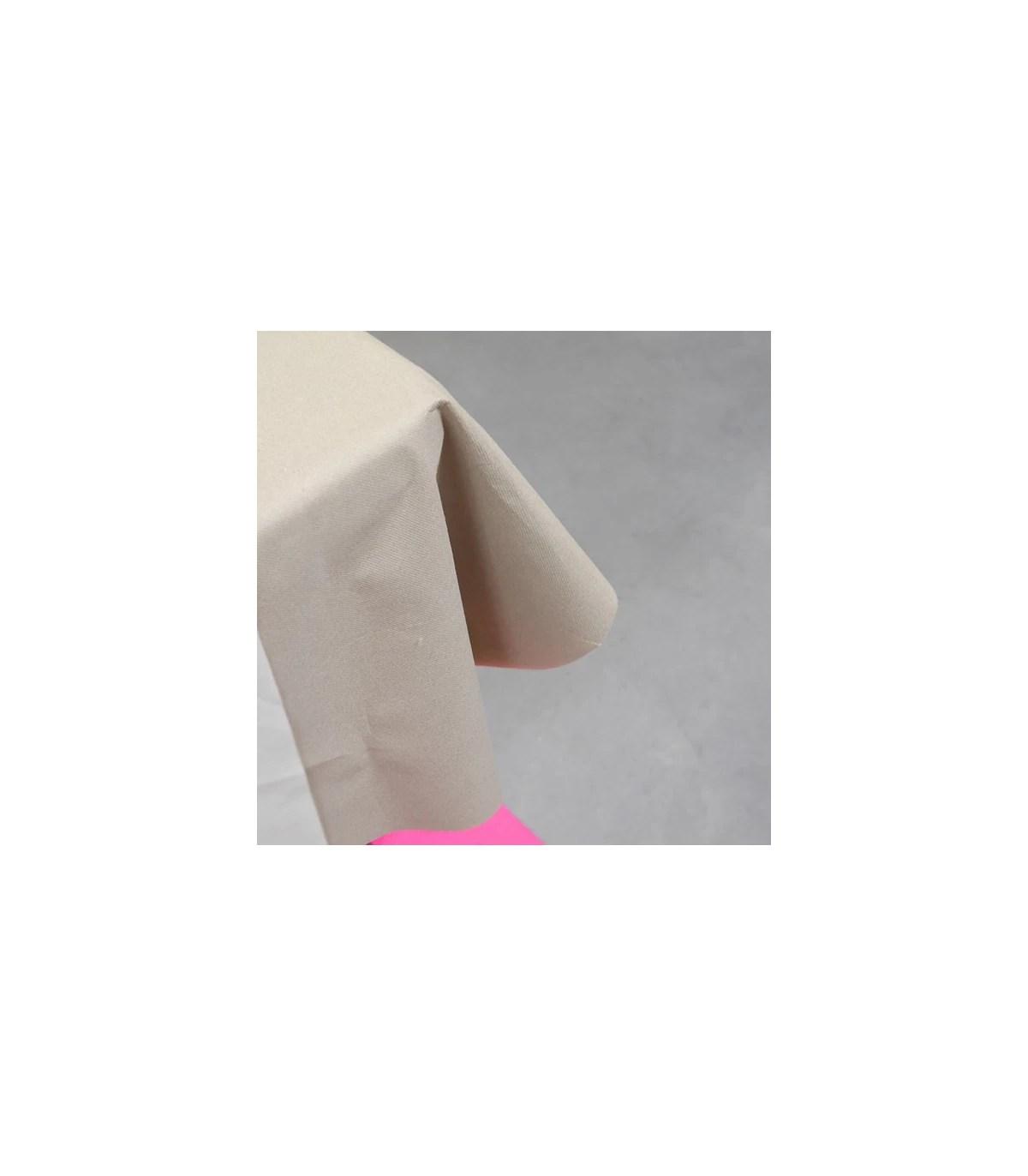 nappe intisse lin prestige