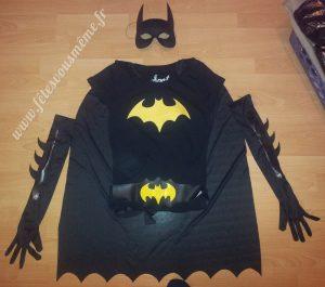 déguisement adulte Batgirl_