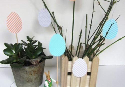 Oeufs de pâques pour décorer - Fêtes vous même