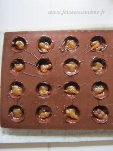 Bocal à chocolats Saint Valentin - étape 2 - Fêtes vous même