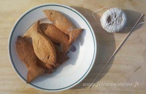 Biscuits Poissons d'Avril 1 - Fêtes vous même