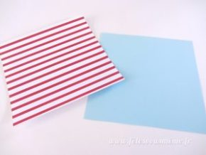 Moulins à vent - Papiers colorés 3 - Fêtes vous même