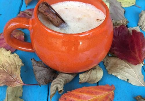 Café Latte Citrouille - Fêtes vous même