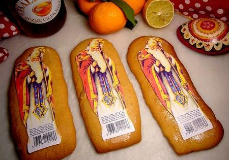Pain d'épices Saint-Nicolas - Fêtes vous même