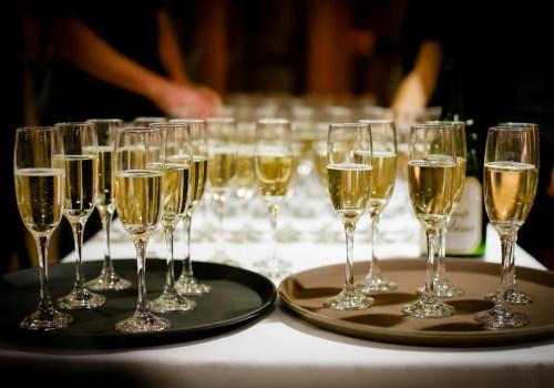 Buffet dînatoire - champagne - Fêtes vous même