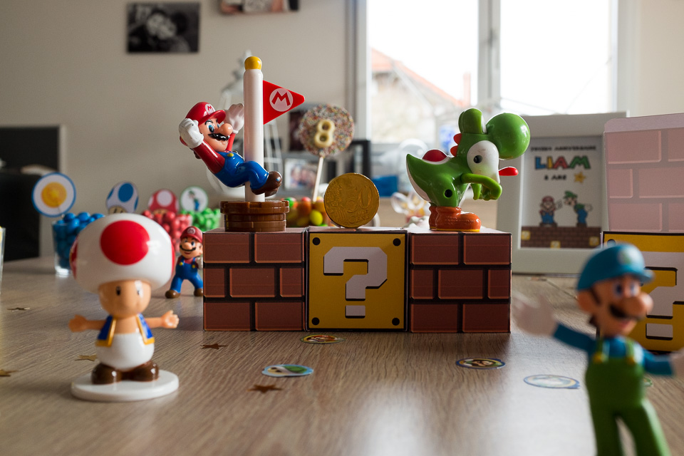 Module Mario Bros - Fêtes vous Même