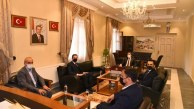 Fethiye MÜSİAD, Muğla Valisi Orhan Tavlı'yı Ziyaret Etti