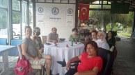 DEVA PARTİSİ'NDEN SAKATLAR DERNEĞİNE ZİYARET