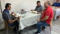 CHP'Lİ DEMİR, SEÇİM VARMIŞ GİBİ ÇALIŞIYOR