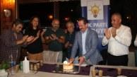 AK Parti 1'inci Yıl Dönümünü Kutladı