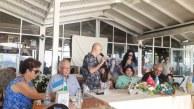 Ünlü Şair şairi Xosiyet Rustem Fethiye'de Sanatseverler İle Buluştu