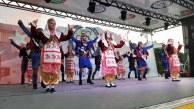 350 Dansçı Hünerlerini Sergiledi