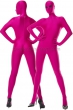 Catsuit-Elastane-Fuxia-Strong