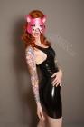 Latex-Pig-masquerade-mask