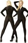Zentai-Catsuit-with-front-zip-fastener-Transparent-Burnout